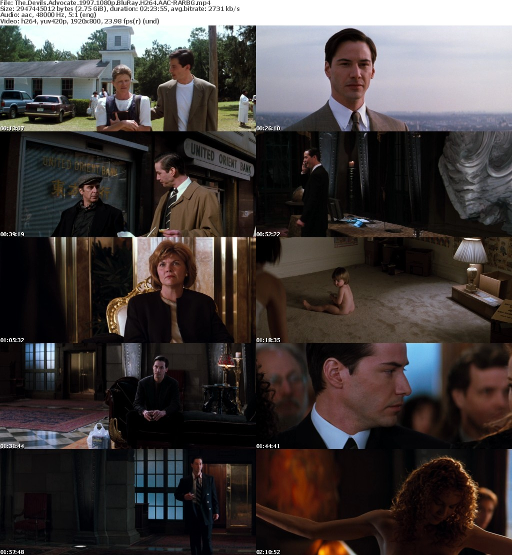 The Devils Advocate 1997 1080p BluRay H264 AAC-RARBG