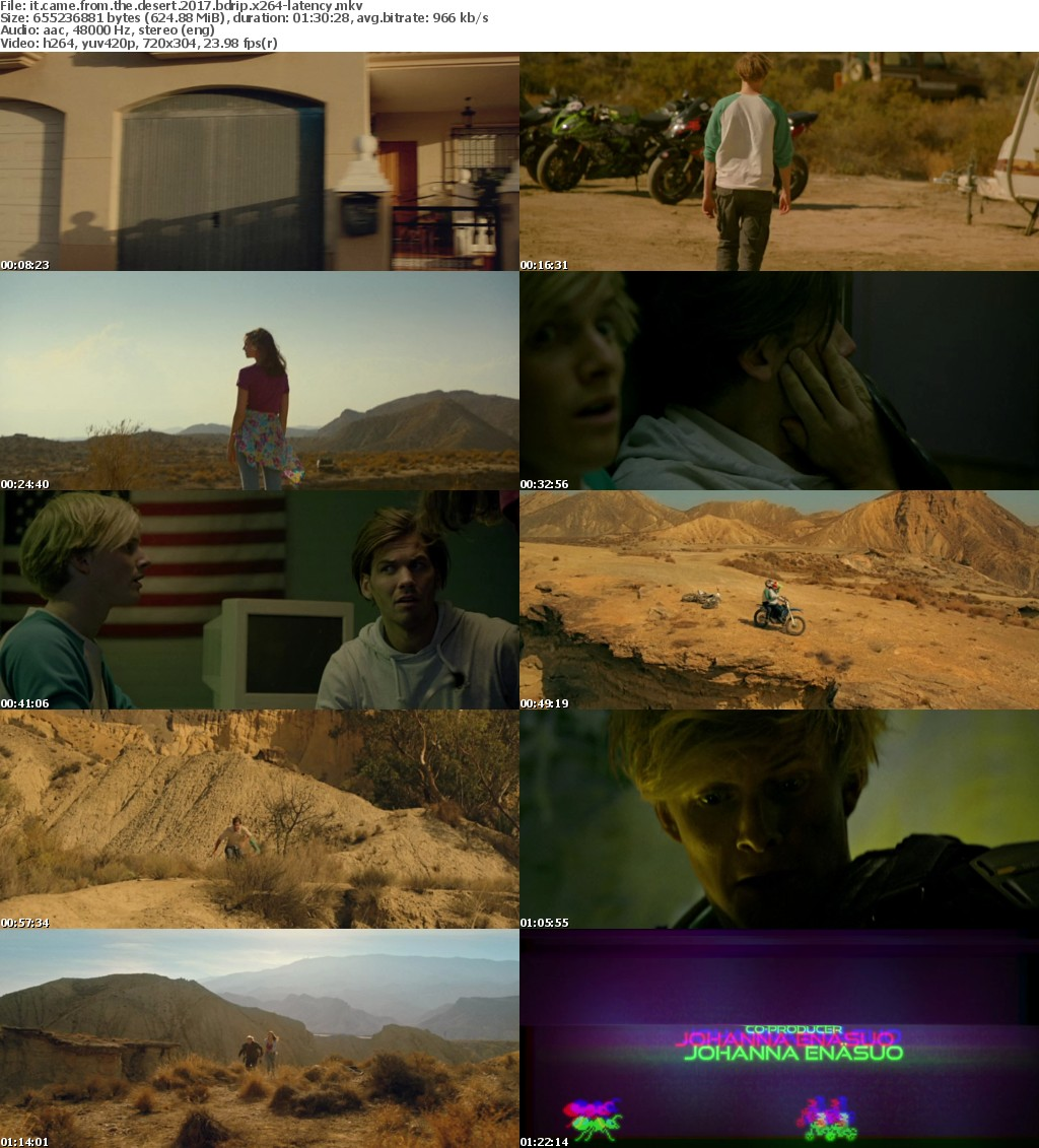 It Came From The Desert 2017 BDRip x264-LATENCY