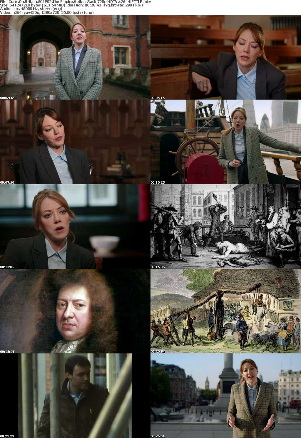 Cunk On Britain S01E02 The Empire Strikes Back 720p HDTV x264-KETTLE
