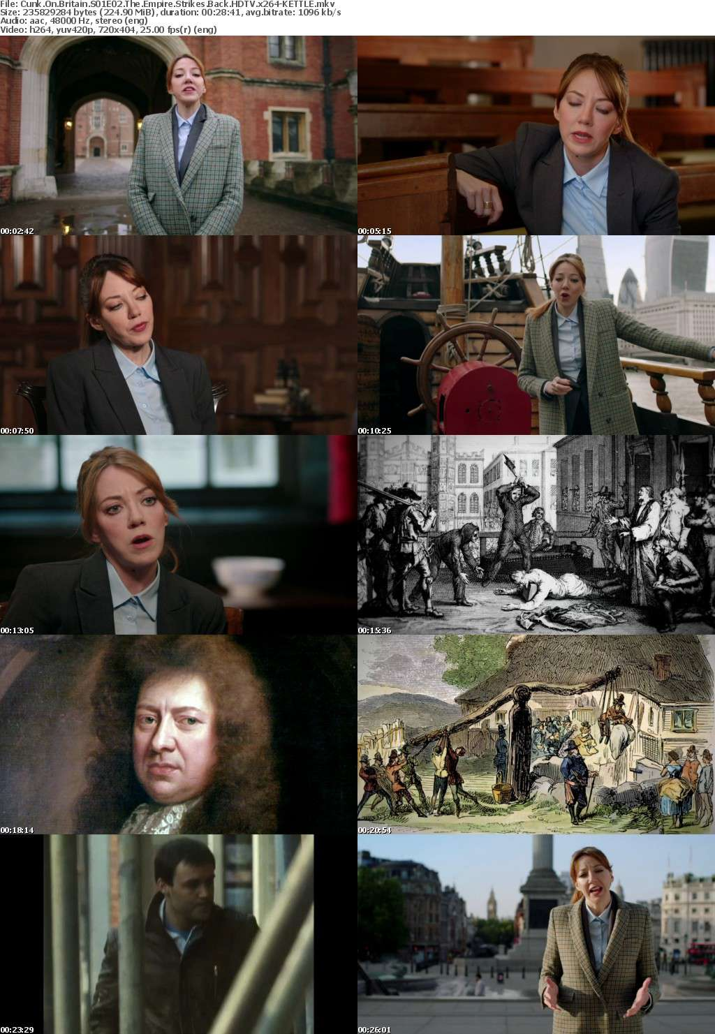 Cunk On Britain S01E02 The Empire Strikes Back HDTV x264-KETTLE