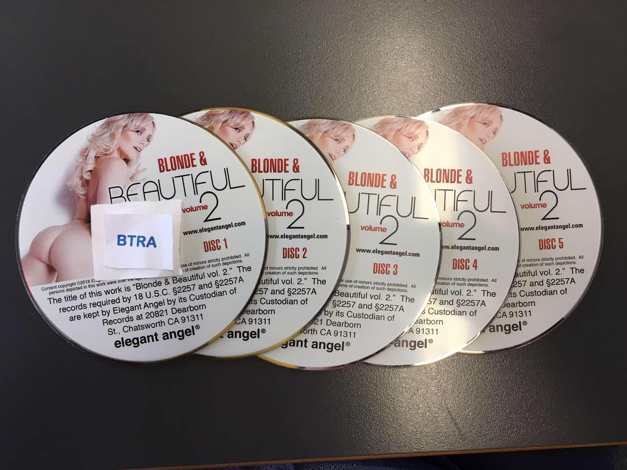 Blond And Beautiful 2 DiSC4 XXX DVDRip x264-BTRA