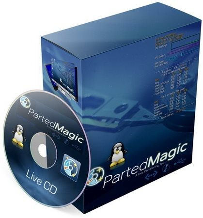 Parted.Magic.2018.03.27全能磁碟管理開機救援工具
