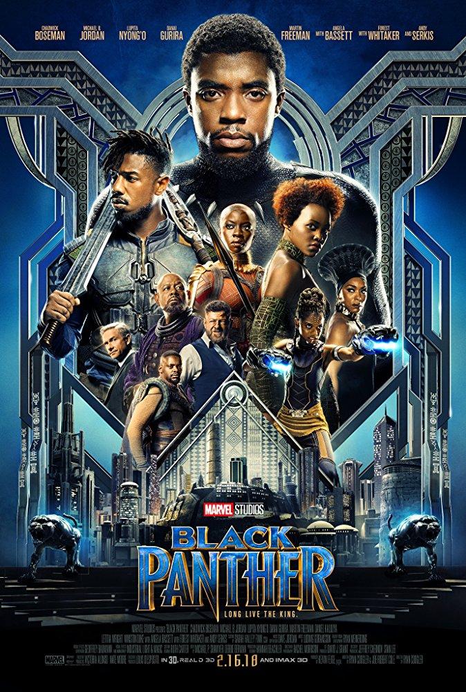 Black Panther 2018 720p HC HDTC MkvCage
