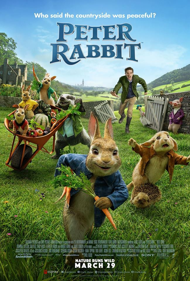 Peter Rabbit 2018 1080p BluRay x264-DRONES