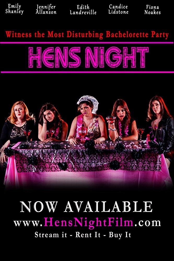 Hens Night 2018 HDRip AC3 x264-CMRG