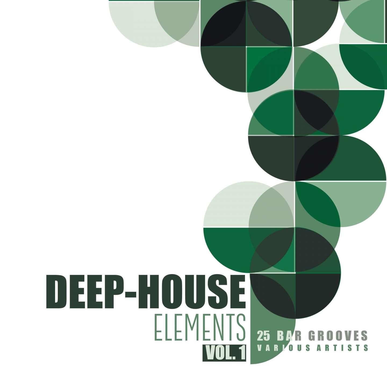 VA-Deep-House Elements (25 Bar Grooves) Vol 1-(B2H012)-WEB-2018-iHR