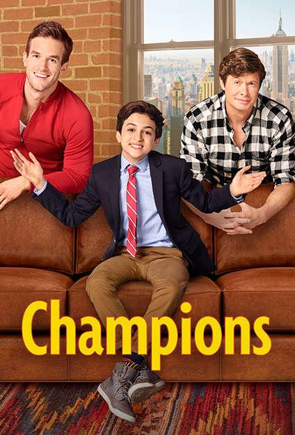 Champions S01E05 Vincemas REPACK 720p AMZN WEBRip DDP5 1 x264-NTb