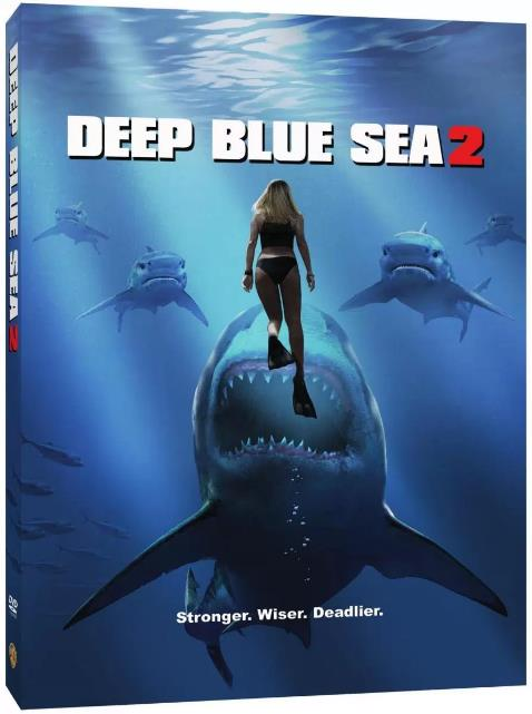 Deep Blue Sea 2 (2018) BDRip x264-VoMiT