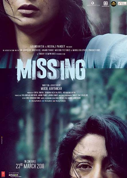 Missing (2018) Hindi Pre CAM x264 AAC-GOPISAHI