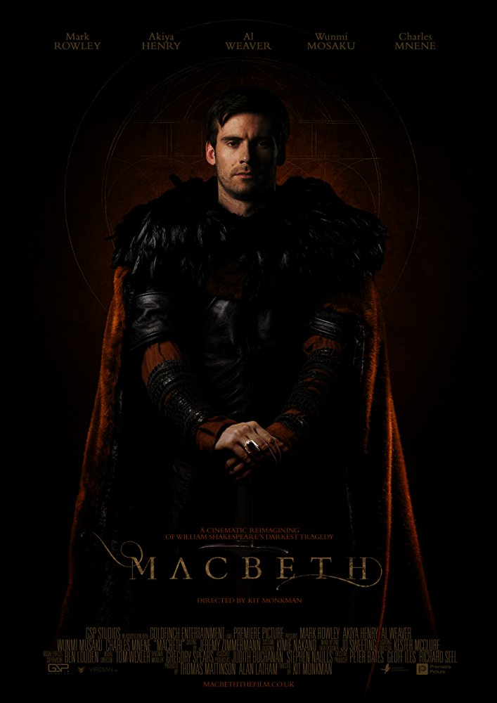 Macbeth (2018) HDRip XviD AC3-EVO
