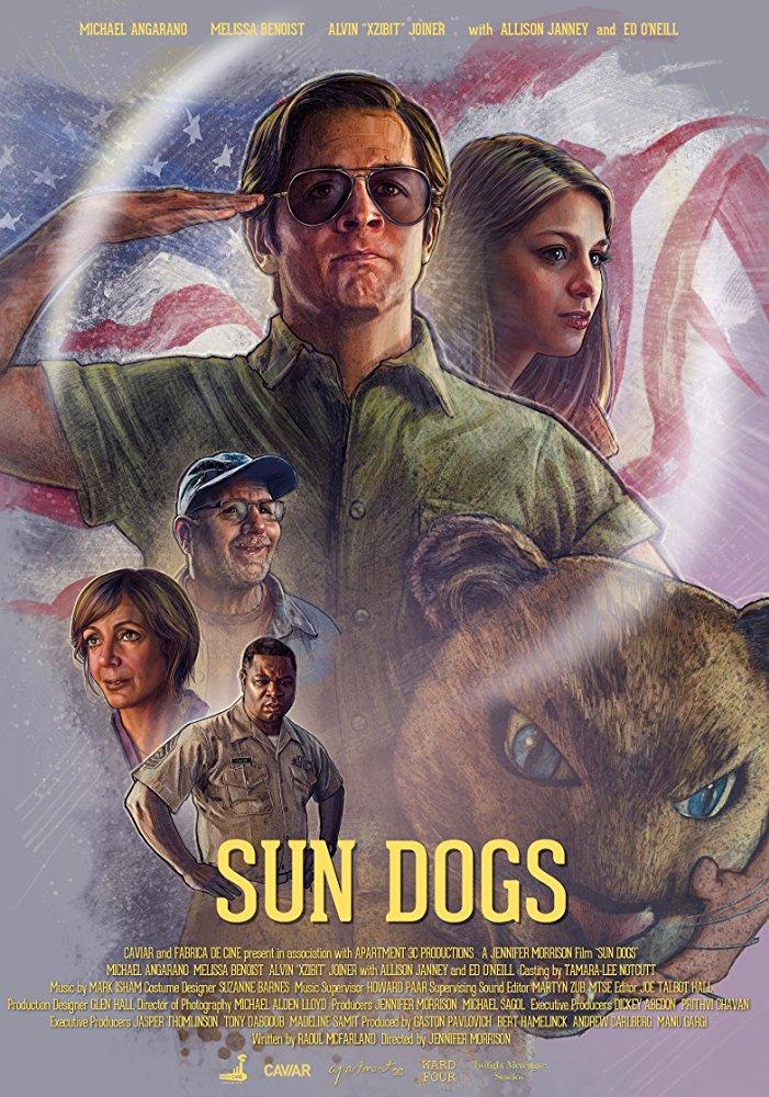 Sun Dogs 2017 HDRip XviD AC3-EVO