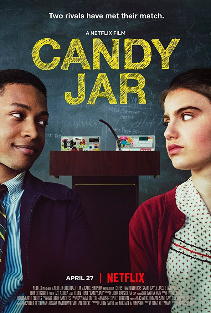 Candy Jar 2018 HDRip AC3 X264-CMRG