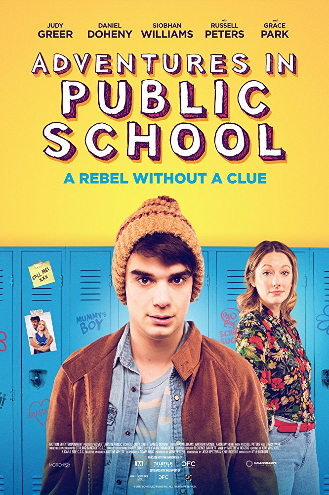 Adventures In Public School 2017 HDRip XviD AC3-EVO