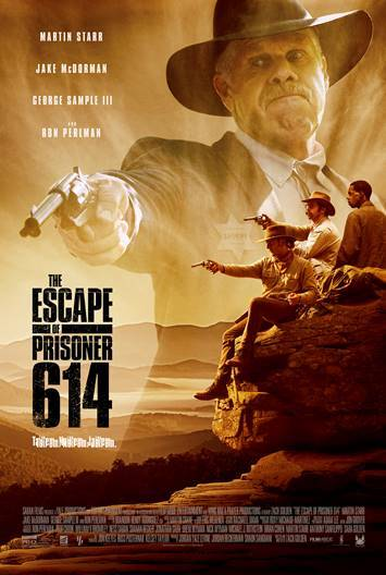 The Escape of Prisoner 614 (2018) [WEBRip] [720p] YIFY