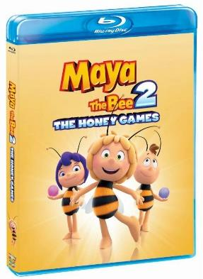 Maya the Bee 2 The Honey Games (2018) HDRip XviD AC3-EVO