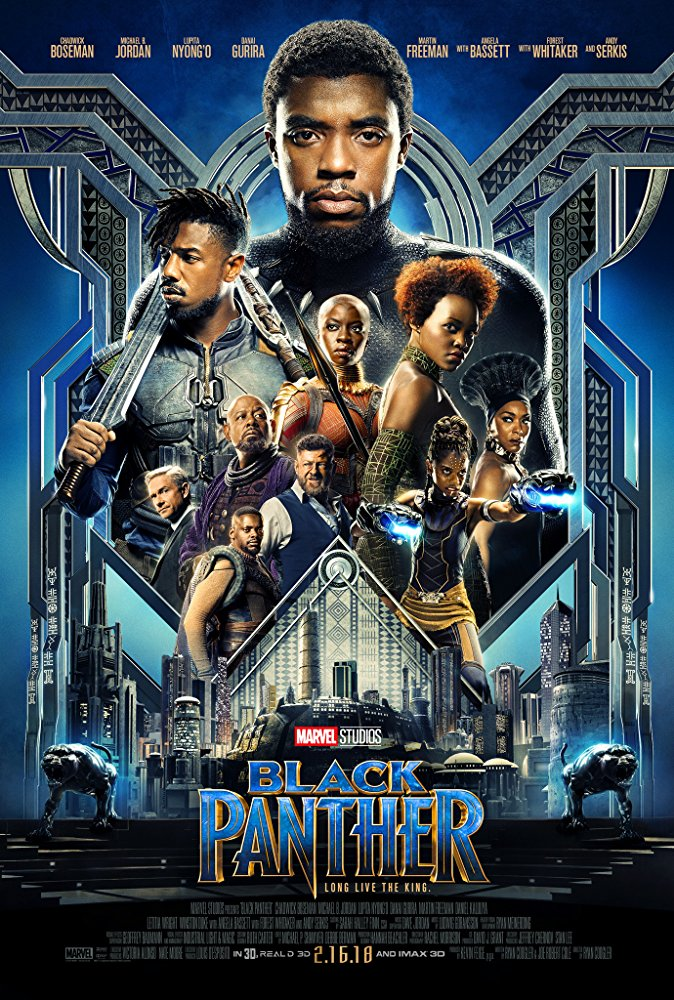 Black Panther 2018 720p BRRip X264 AC3-EVO