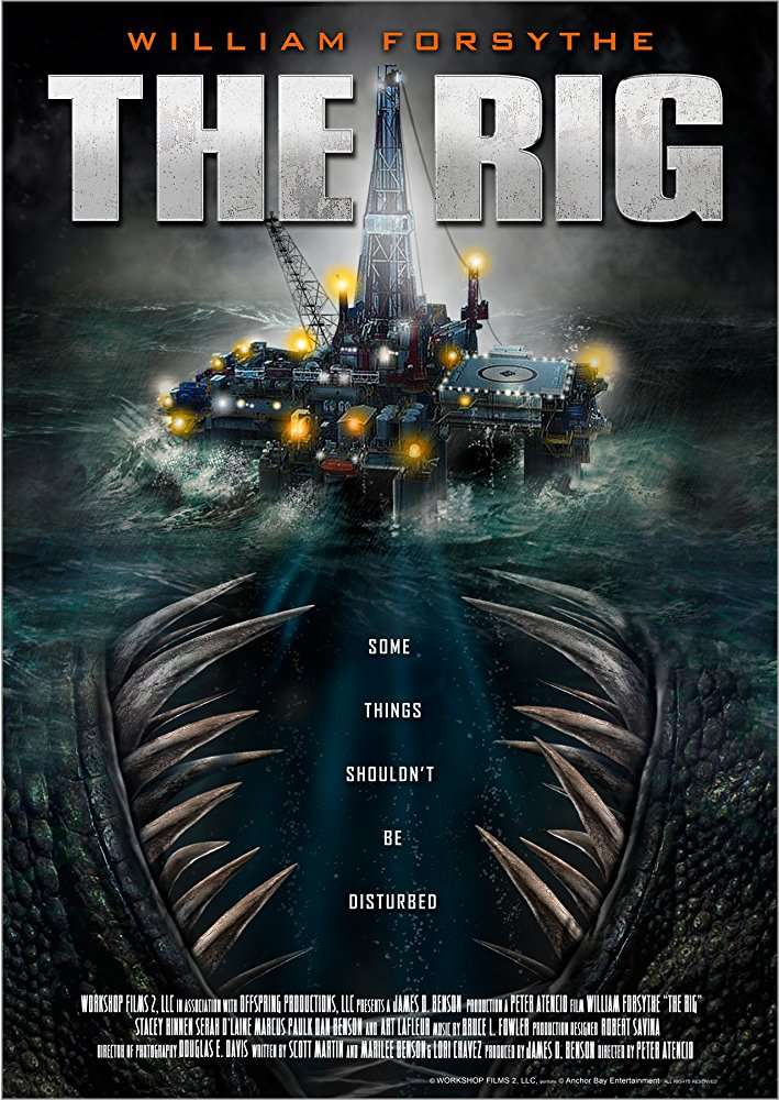 The Rig 2010 BRRip XviD MP3-XVID