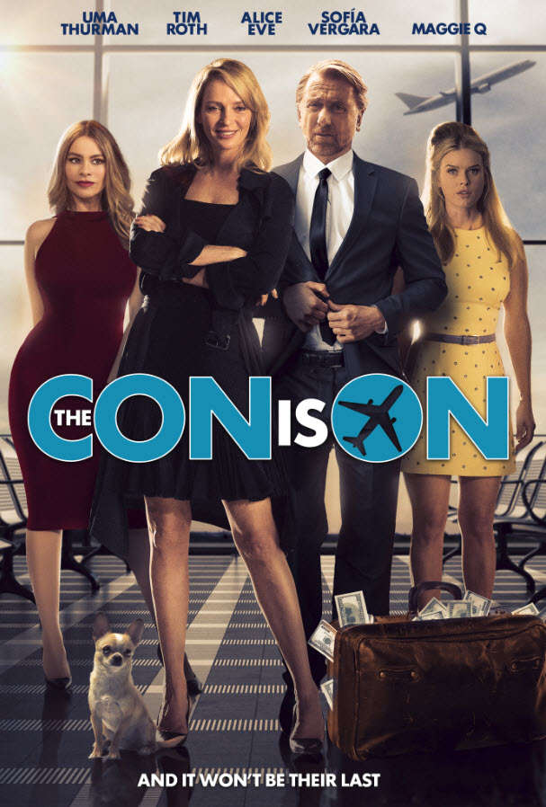 The Con Is On 2018 1080p WEB-DL DD 5 1 x264 ESub MW