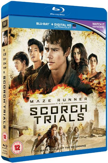 Maze Runner The Scorch Trials (2015) 720p BluRay x264 Dual Audio [Hindi+English] ESub-MW