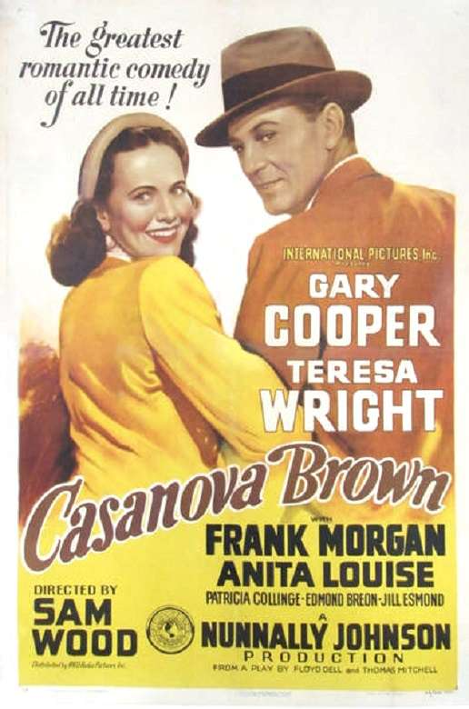 Casanova Brown 1944 720p BluRay x264-x0r