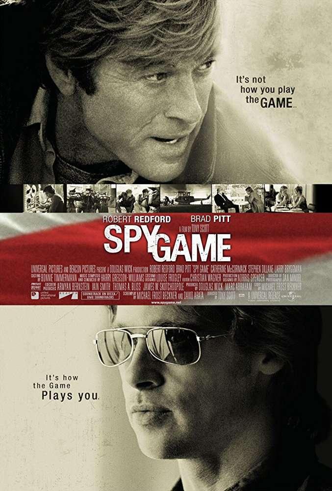 Spy Game 2001 720p BluRay x264 AC3-RiPRG