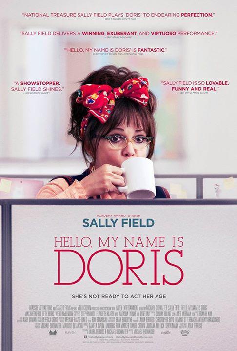 Hello My Name Is Doris 2015 BRRip XviD MP3-XVID