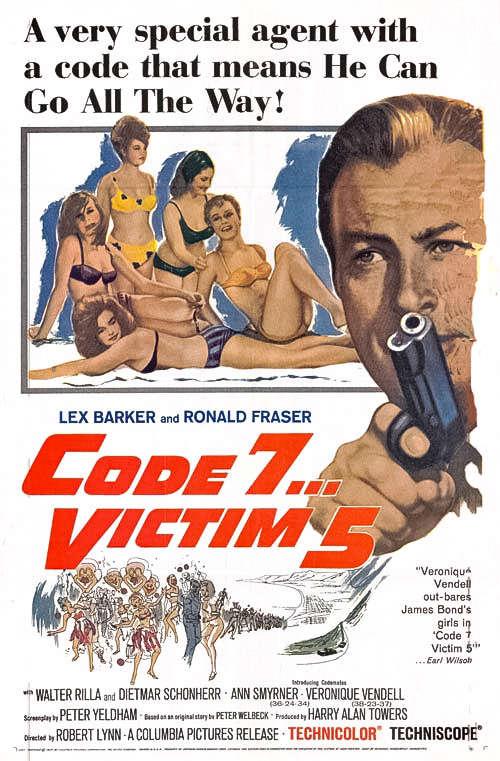 Code 7 Victim 5 1964 720p BluRay x264-x0r