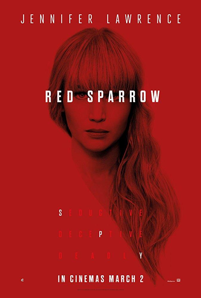 Red Sparrow 2018 BRRip XviD AC3-EVO[N1C]