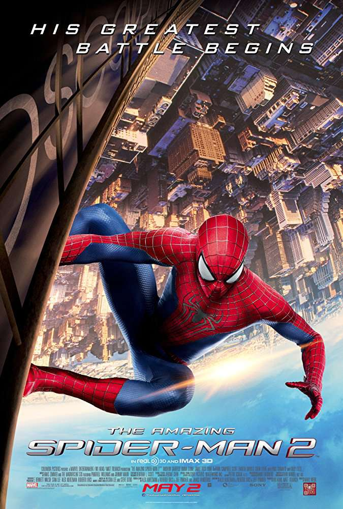 The Amazing Spider-Man 2 2014 BRRip XviD MP3-XVID