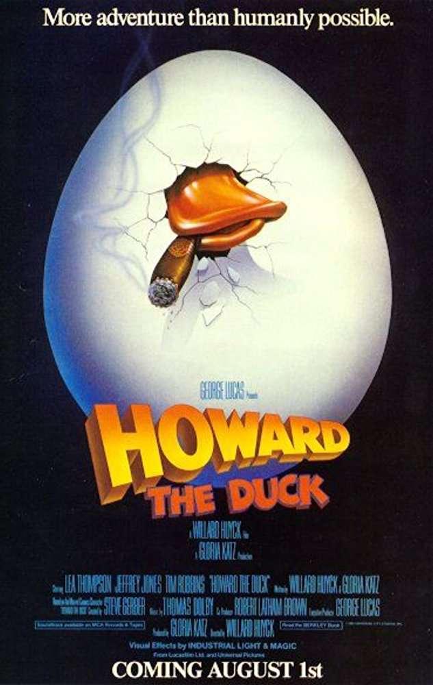 Howard the Duck 1986 720p BluRay H264 AAC-RARBG