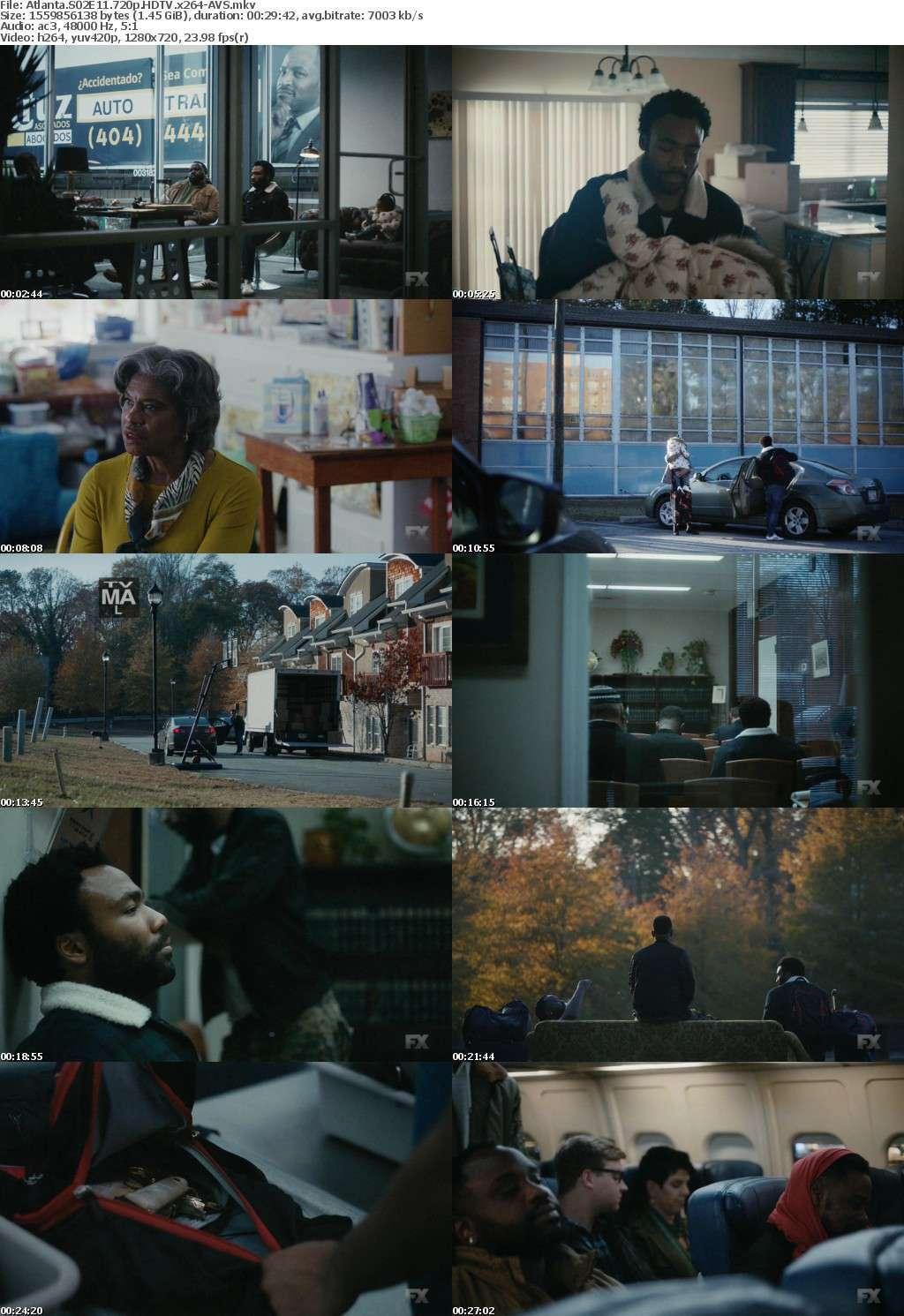 Atlanta S02E11 720p HDTV x264-AVS