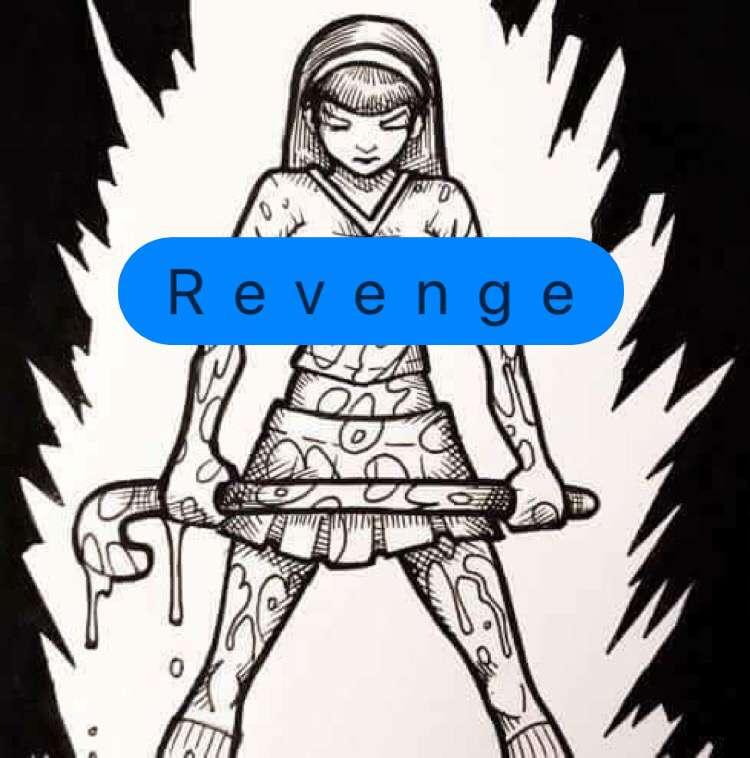 Revenge 2018 HDRip XviD AC3-EVO