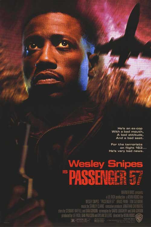 Passenger 57 1992 BRRip XviD MP3-XVID