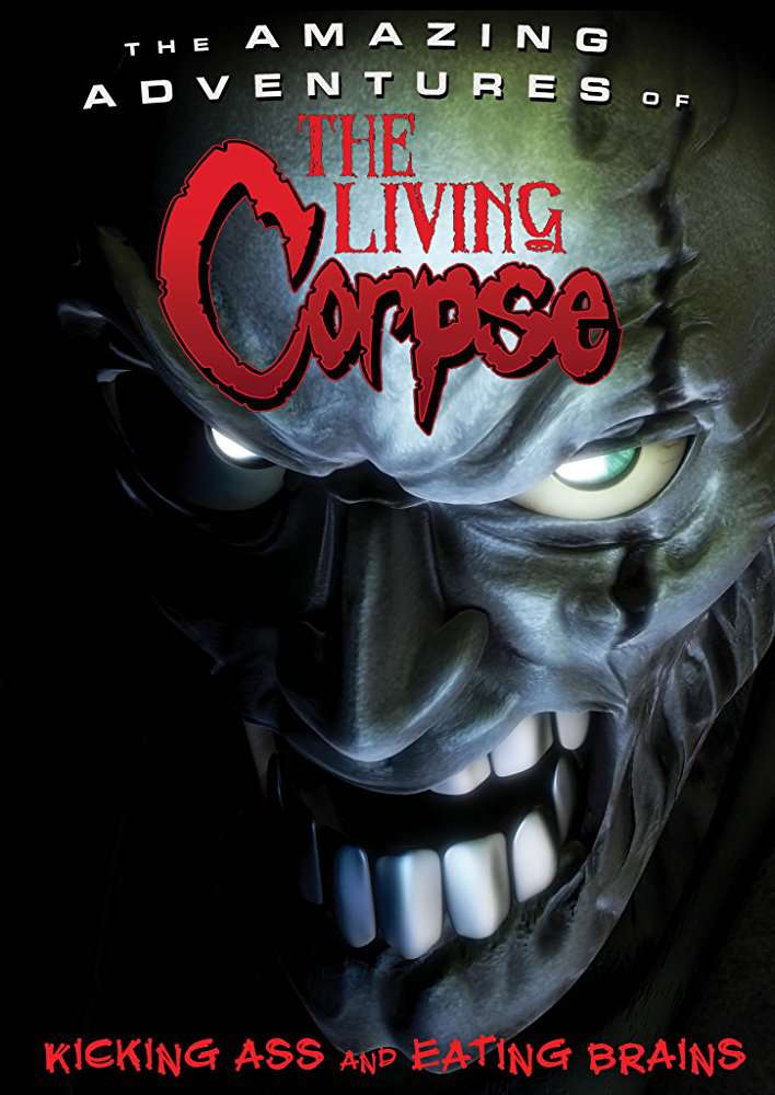 The Amazing Adventures of the Living Corpse 2012 BRRip XviD MP3-XVID