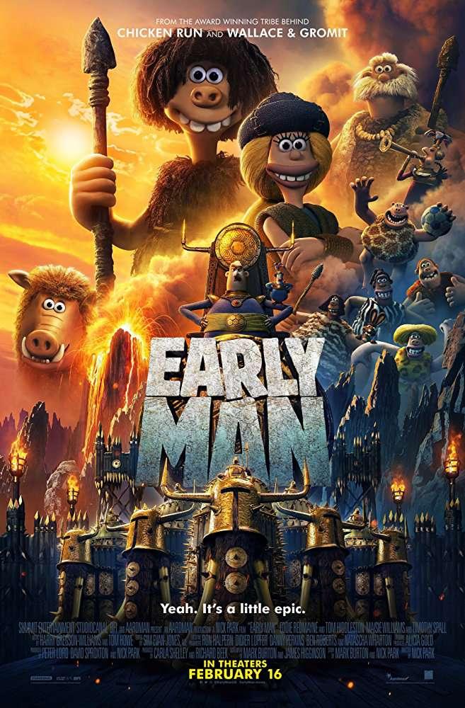 Early Man 2018 BRRip AC3 X264-CMRG