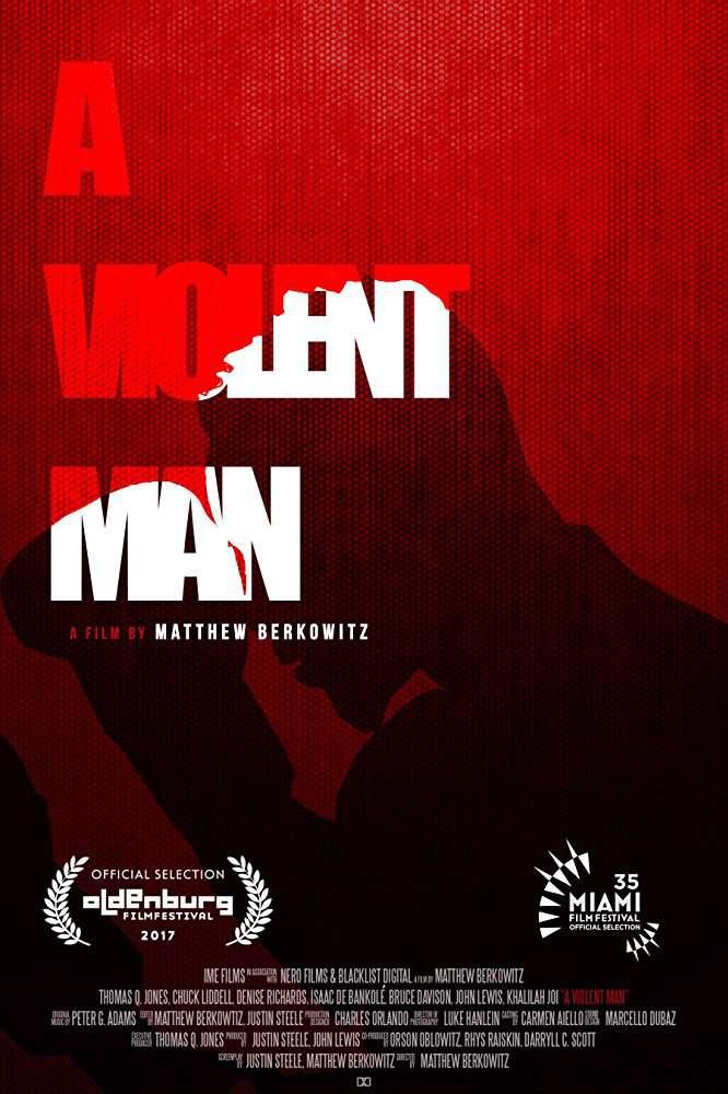 A Violent Man 2017 HDRip XviD AC3-EVO