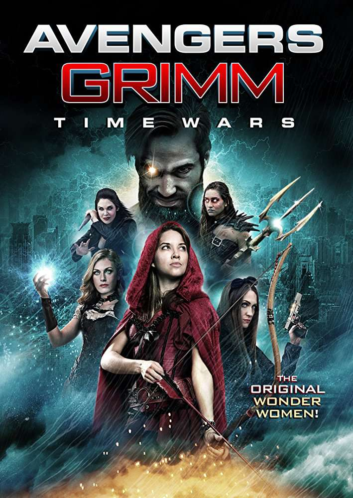 Avengers Grimm Time Wars 2018 HDRip x264 AC3-Manning