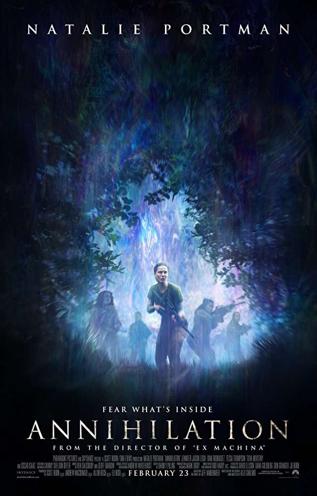 Annihilation 2018 BRRip XviD AC3-EVO[TGx]