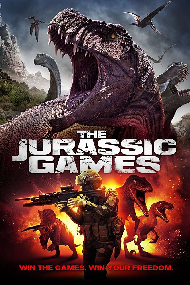 The Jurassic Games 2018 HDRIP H264 AC3-5 1-RypS
