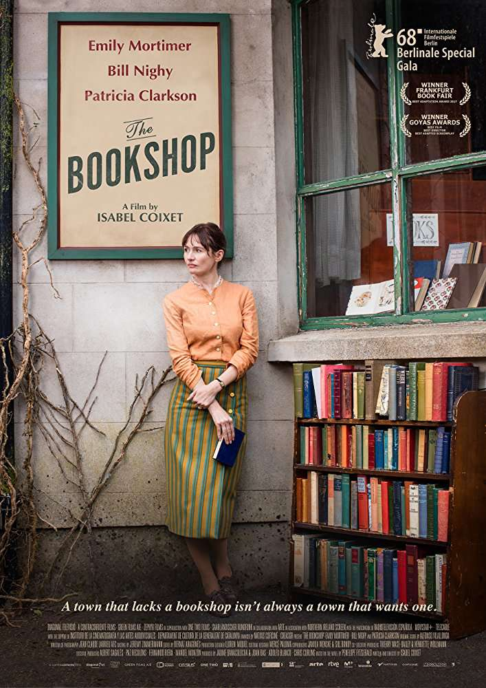 The Bookshop 2017 720p BRRip XviD AC3-XVID