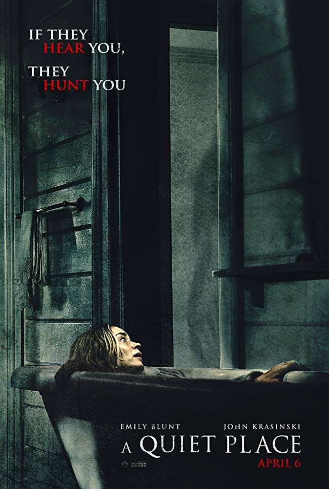 A Quiet Place 2018 720p HDRip ENG SUB X264-CPG