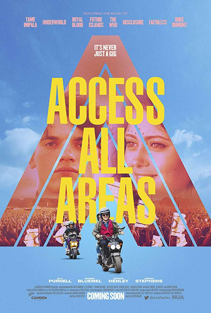 Access All Areas (2017) [WEBRip] [720p] YIFY