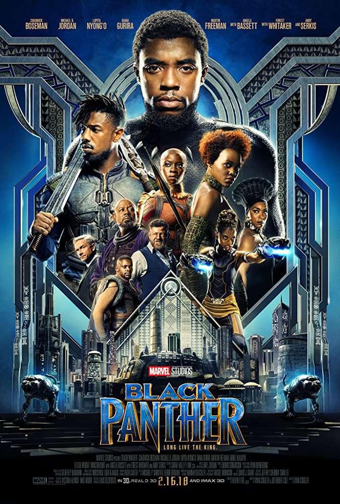 Black Panther 2018 BluRay 1080p HEVC (8bit) AAC 7 1 mp4-LEGi0N