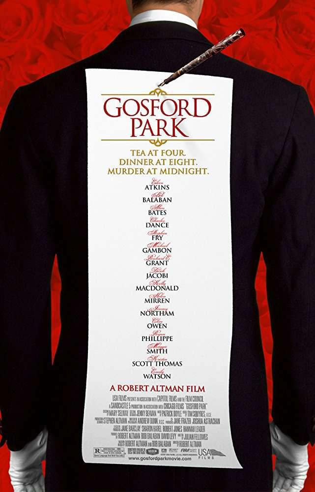 Gosford Park 2001 BRRip XviD MP3-XVID