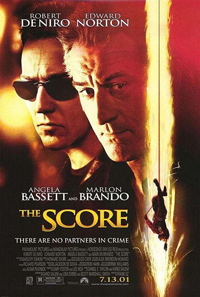 The Score 2001 BRRip XviD MP3-XVID
