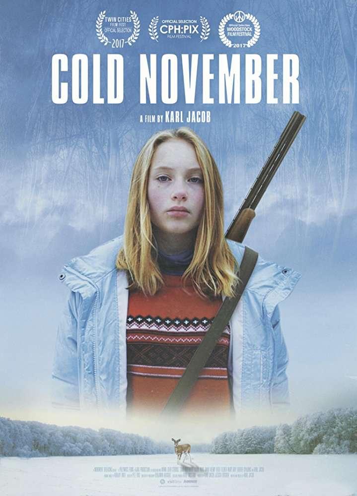 Cold November 2017 HDRip XviD AC3-EVO