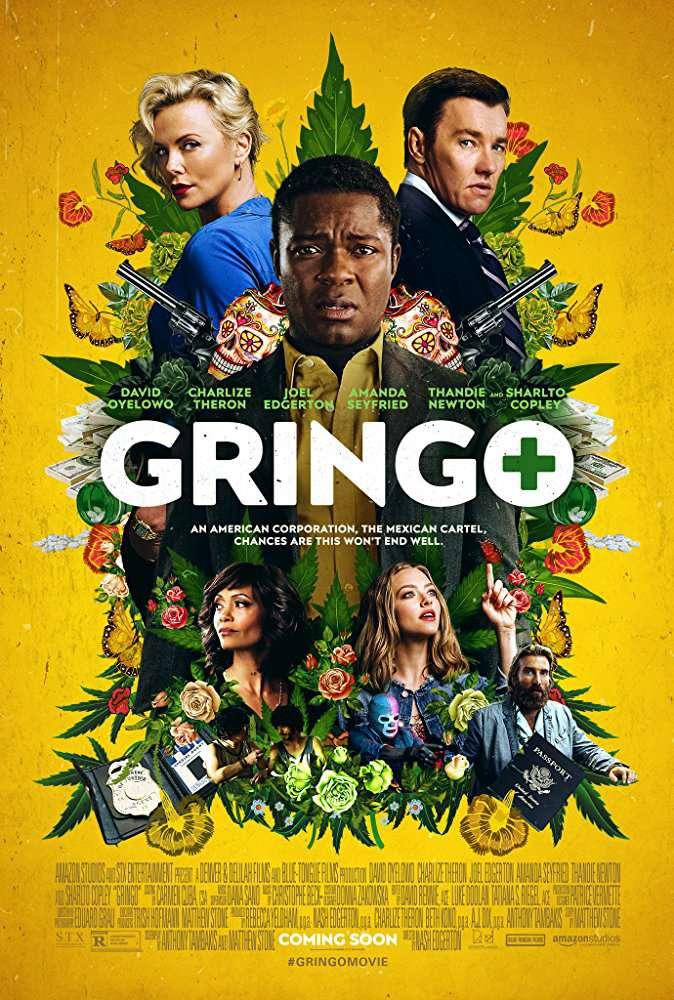 Gringo 2018 BRRip XviD AC3-EVO[N1C]