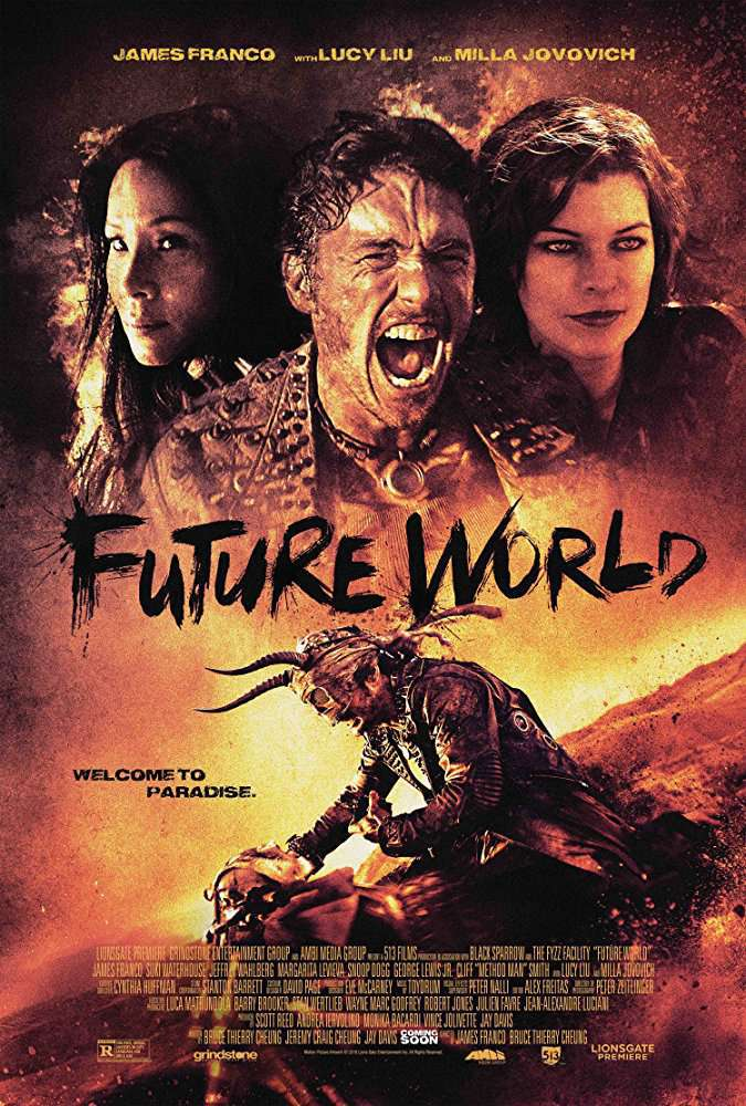 Future World 2018 HDRIP H264 AC3-5 1-RypS