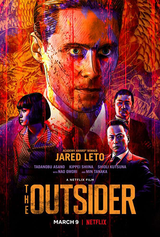 The Outsider 2018 720p WEBRIP X264 AC3-DiVERSiTY
