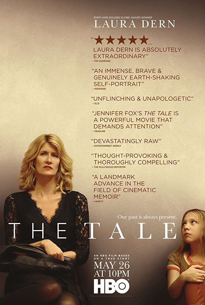 The Tale 2018 720p WEBRip XviD AC3-FGT